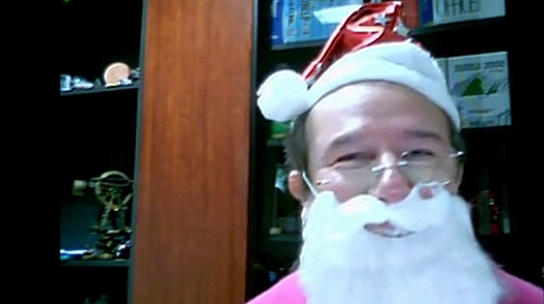 Letterina a Babbo Natale 2017