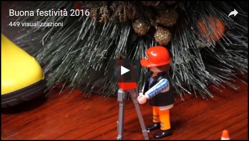 Buone festività 2016 da pinomangione